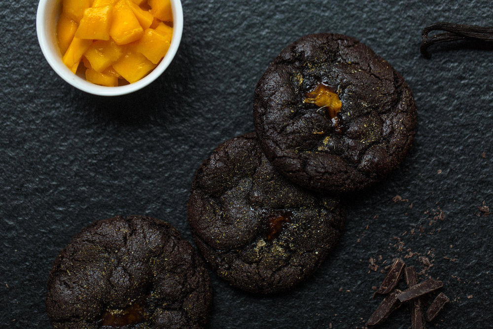 Photographie culinaire - cookies