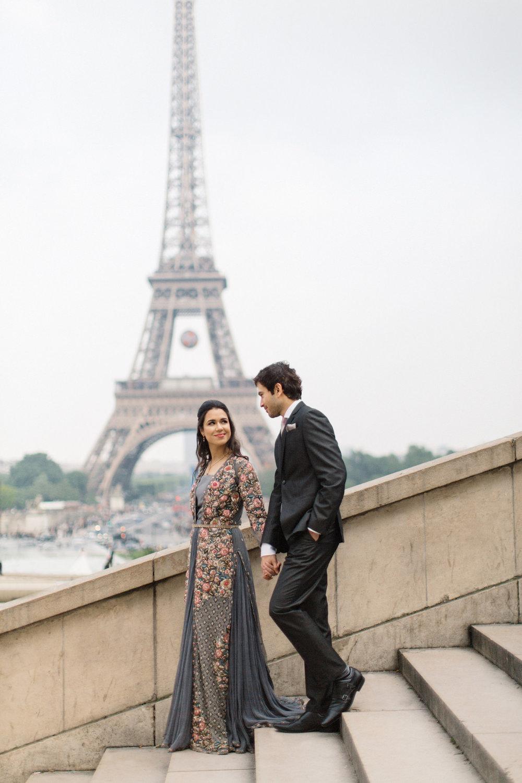 Rupi & Abbas Paris