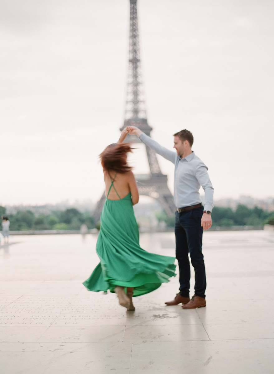 Wedding Anniversary Shoot Paris