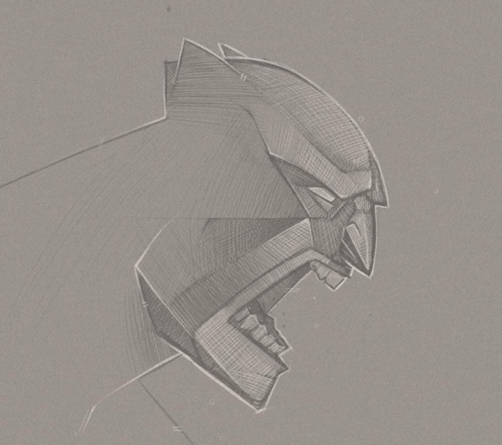 DanielDufford_BatmanSketch