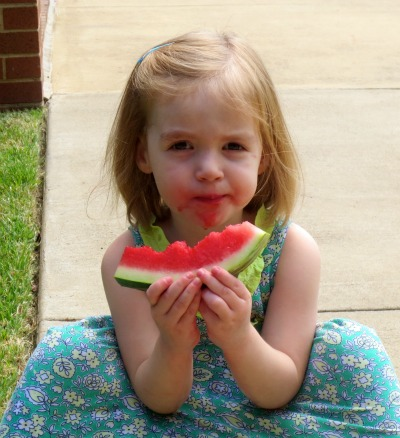 Blake with watermelon.jpg