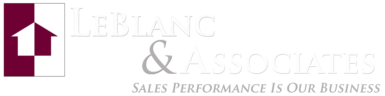 Smarter selling may 2017 leblanc and associates sales performance is our business experts in video mystery shopping malvernweather Choice Image