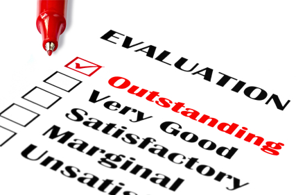 Copy of Copy of Outstanding Evaluation