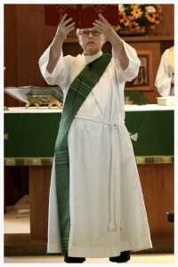 Diana Collins, our Deacon