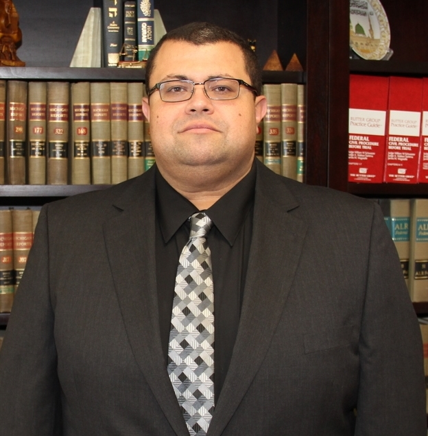 Mohamed Elsharnoby, Managing Partner, Immigration specialist, and Bankruptcy Attorney.