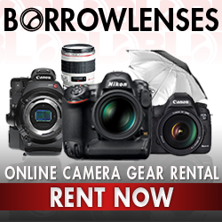 Cam Photo & Imaging has partnered with BorrowLenses.com to offer you an extensive selection of photo and video equipment for rent!  Cameras, lenses, lighting, audio, accessories and more!  Have a special project coming up?  Just visit www.BorrowLenses.com and place your order.  Your equipment will be delivered securely to our store for you to pickup at your convenience (during normal business hours, of course).  No need to wait around for the shipping courier to show up at your door!  When you're done with the rental, simply return the equipment to our store, and we take care of shipping it back. NOTE!  Only person placing order or authorized person cleared ahead of time through Borrowlenses may pick up rental orders!    NO EXCEPTIONS. No Borrowlenses equipment warehoused at CAM Photo!