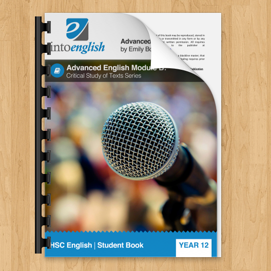 hsc english advanced course module b critical What is textual integrity this presentation explains - in plain english - how the nsw board of studies defines textual integrity in module b, advanced english, hsc syllabus - hamlet.