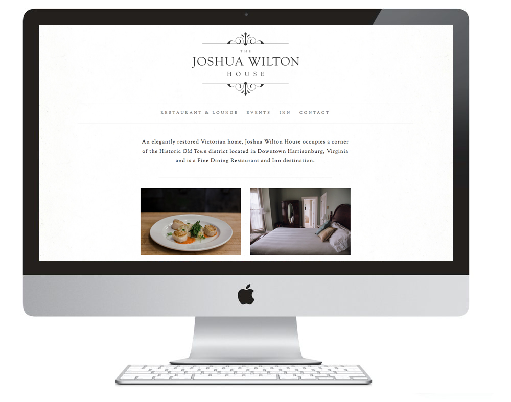 Website Design / Information Architecture