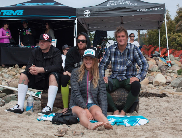 Ventura crew in full force! Stoked to see our buddies!