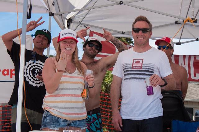 The crew from  Sundance Beach