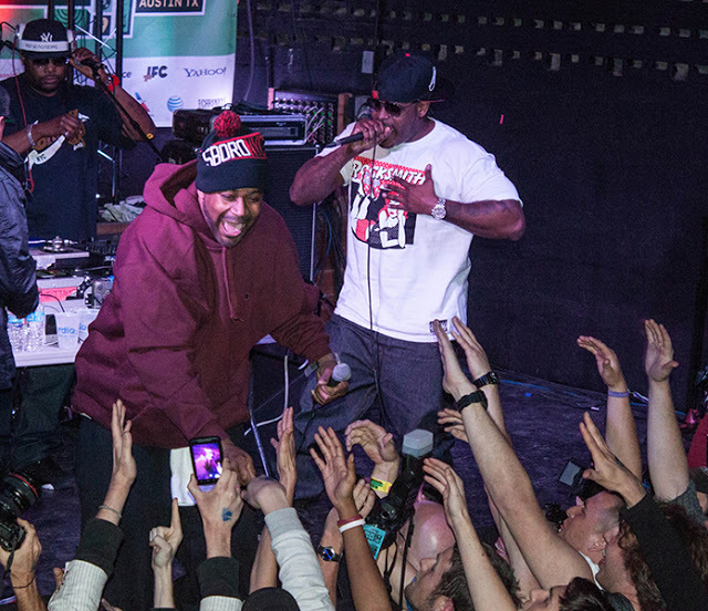 Ghostface's fans love him!