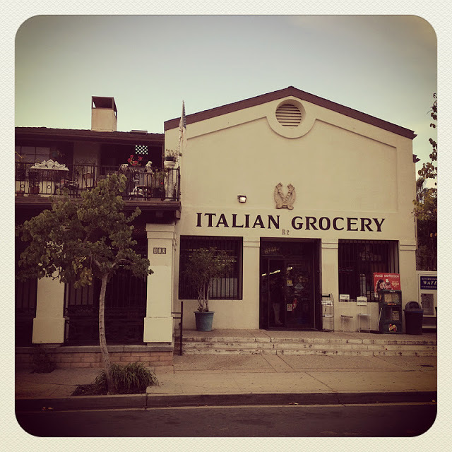 I have been going to the  Italian Grocery  since I was able to eat solid foods. It is a Santa Barbara High School staple and if you are ever in Santa Barbara, go get a sandwich there. So simple and delicious... one of a kind torpedoes...