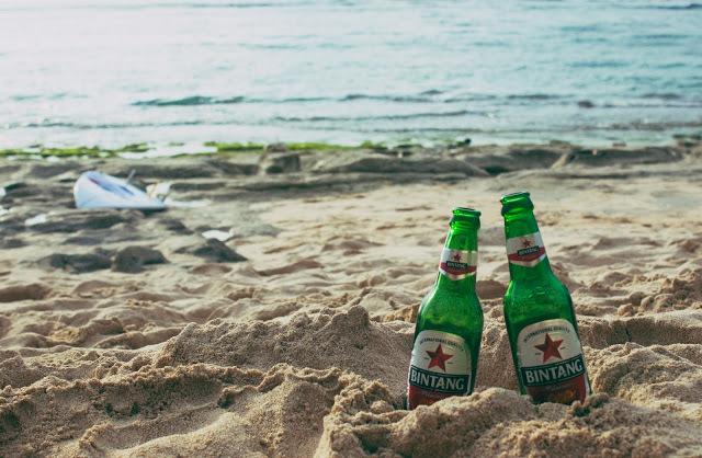 Bintang at Bingin Beach