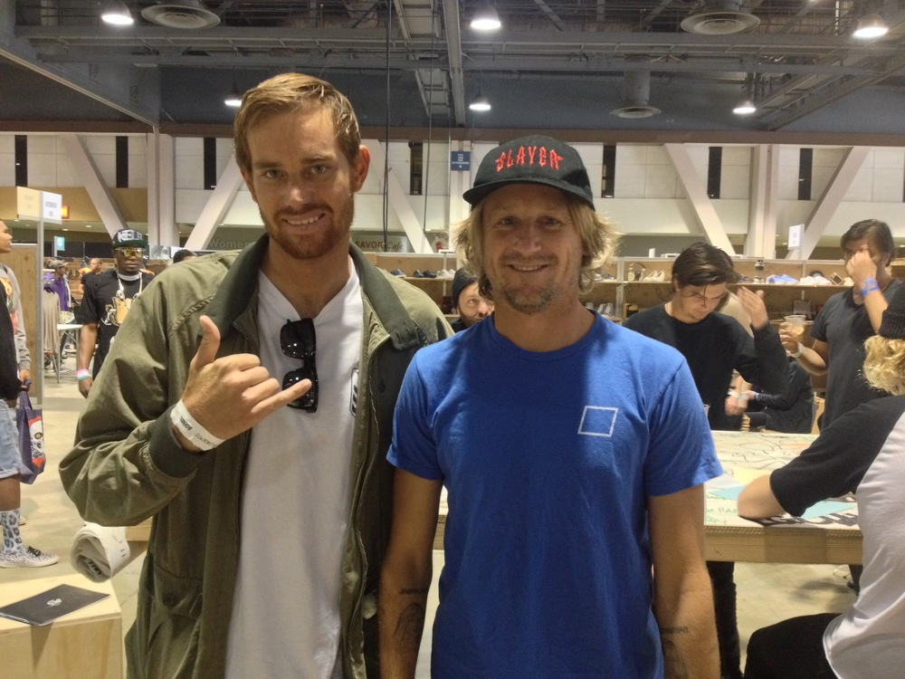What Youth's Troy Eckert and Kilian Garland