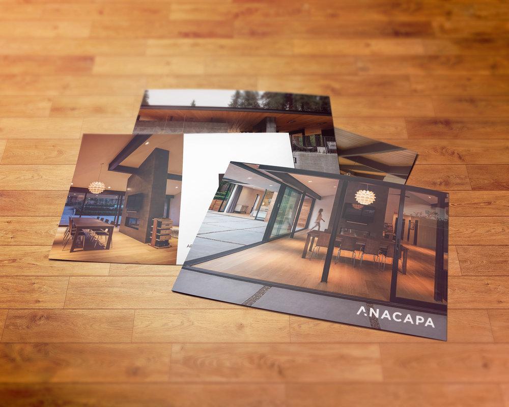 Anacapa Architecture Postcard Design 3