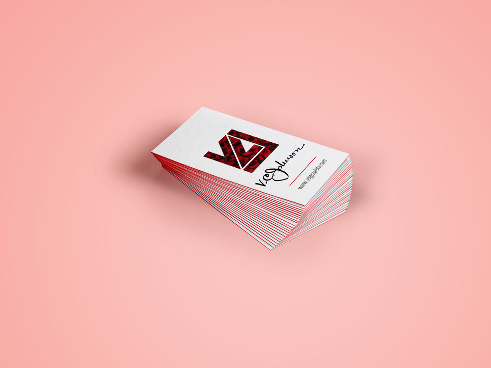 VCJ Business Cards