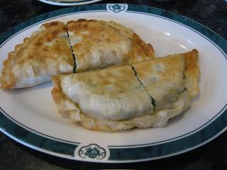 Leek Pancake