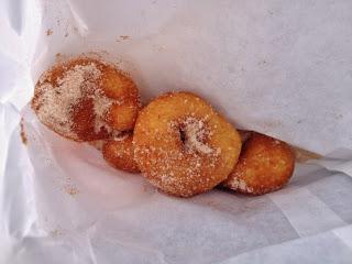 Cinnamon Sugar Minis