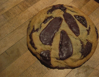 Chocolate-Chip Cookie with Fleur de Sel