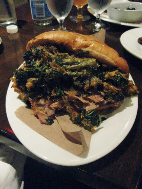 Sandwiches: LA