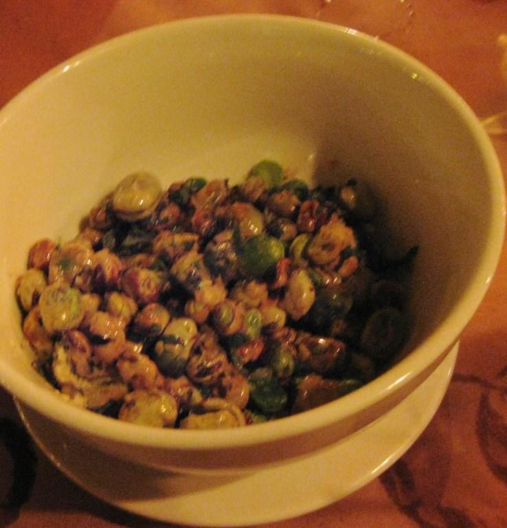 Crispy Fava Beans