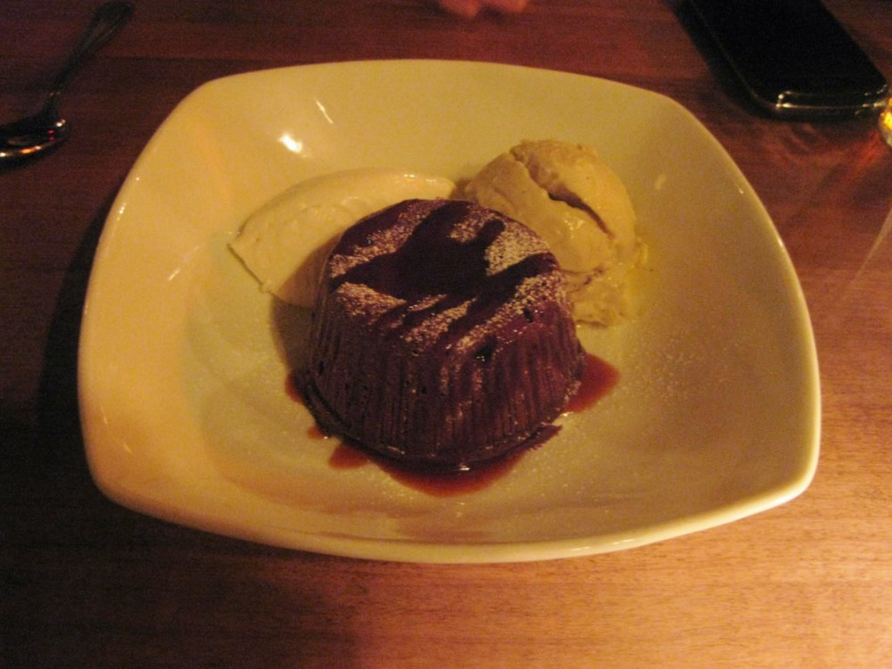 Chocolate Molten Cake