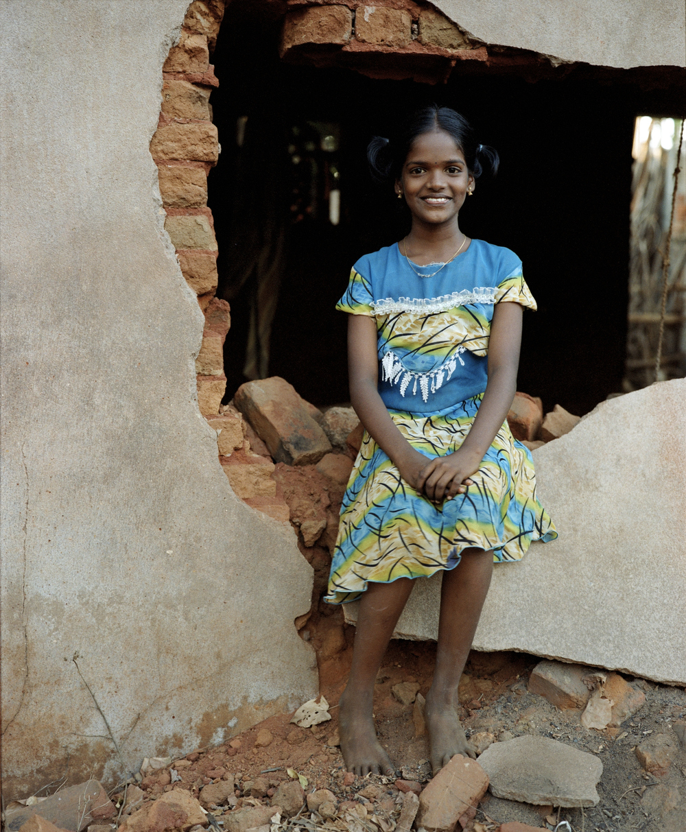 Interpreter girl.Pilachavady.jpg