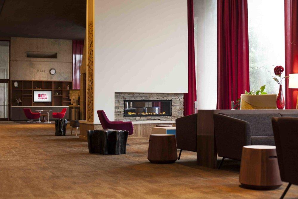Hotel UMass - Lobby