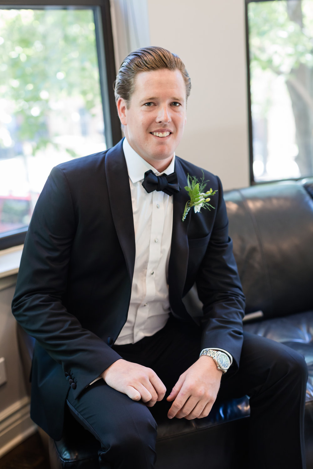 Chicago Groom