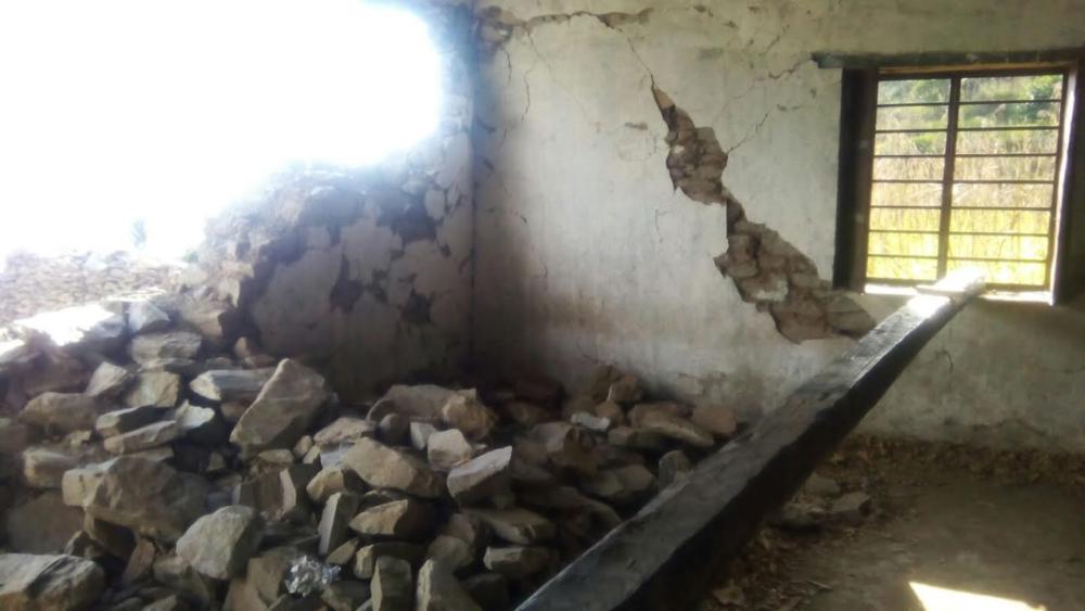 Saraswoti School - before
