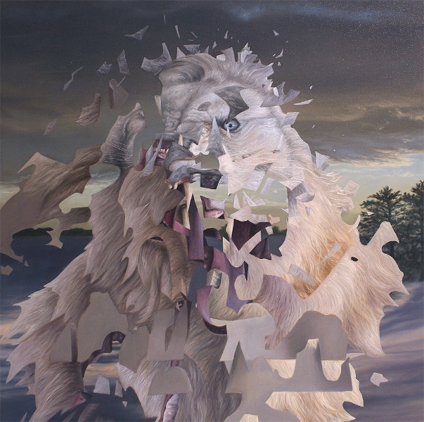 White Lion  / Angela Gram
