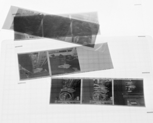 Exposure Film Lab Negatives