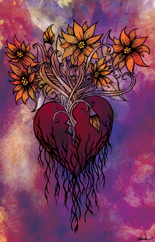 The Heart is a Bloom Watercolor - Erin Clark.png