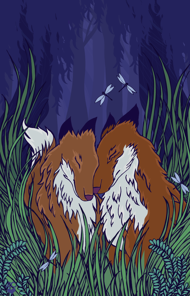 Foxes in Love -Erin Clark.png