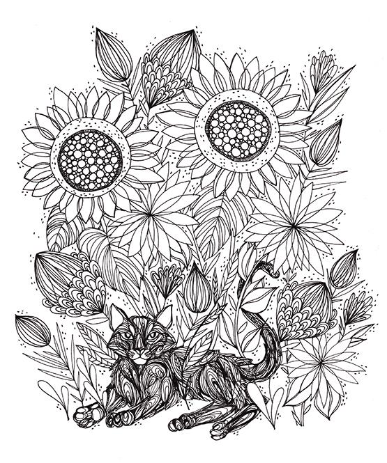 The Garden Black & White.jpg