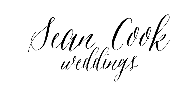 Sean Cook Weddings