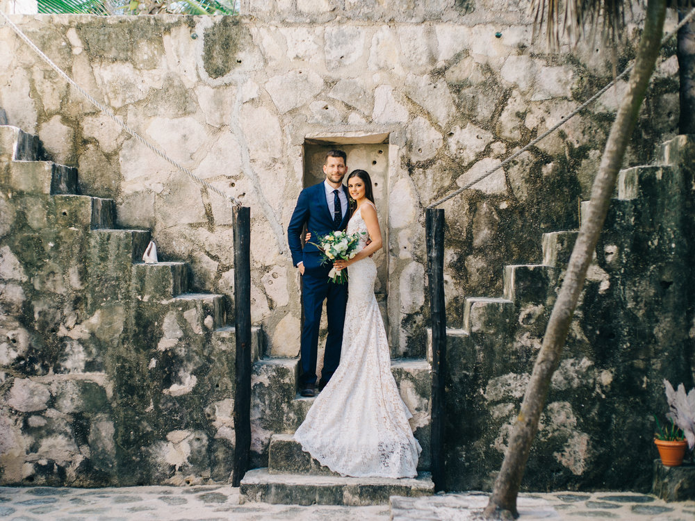 JOE + HANNAH    Tulum, Mexico    VIEW