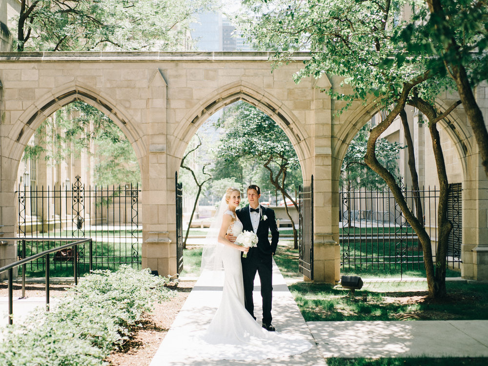 Annelise + Patrick    Chicago, Illinois   VIEW