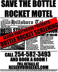 LOVELY SOIREE 2011   (Save the Bottle Rocket Motel)