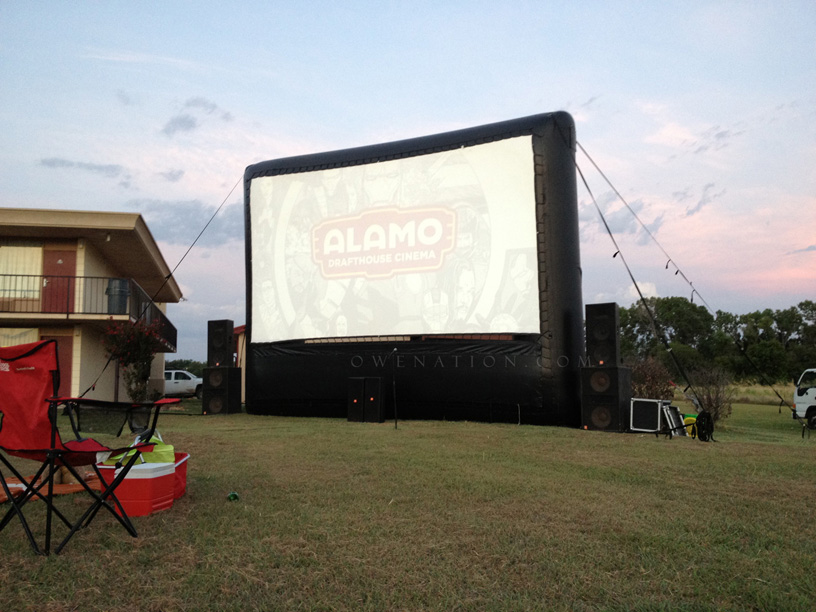 Alamo Drafthouse Ready to Roll