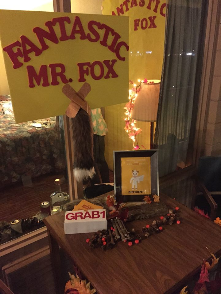 Fantastic Mr. Fox Room   Photo Credit   Bradley Fack