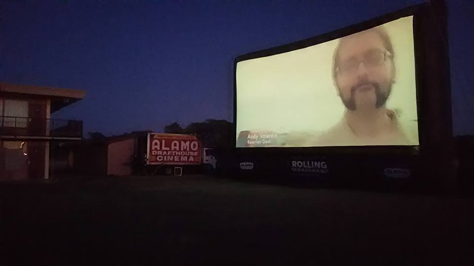 Saving the Bottle Rocket Motel  screened before Bottle Rocket