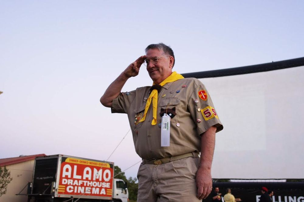 Richard Childers as Sam from Moonrise Kingdom  Photo Credit    Ryan Irish