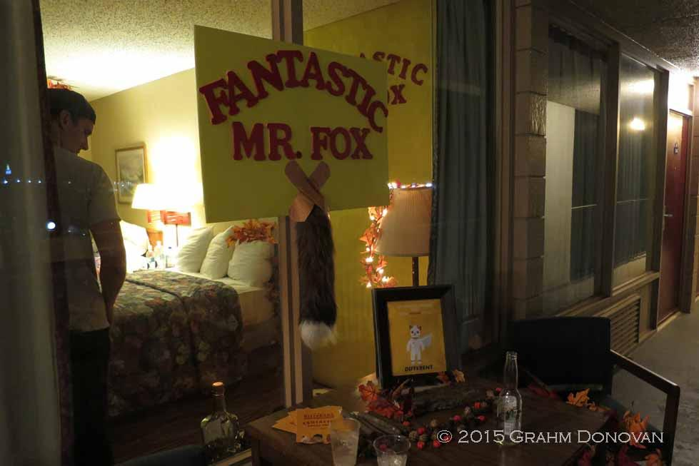 Fantastic Mr. Fox Room   Photo Credit   Grahm Donovan