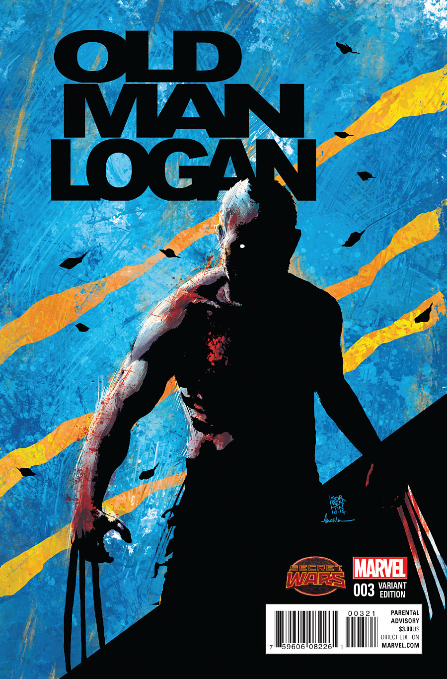 Marvel's Old Man Logan #3