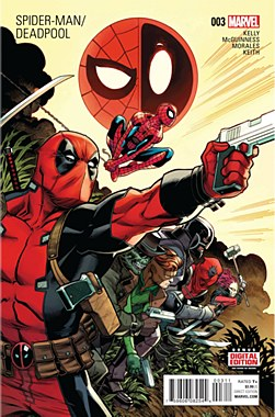 Marvel's Spiderman/Deadpool #3