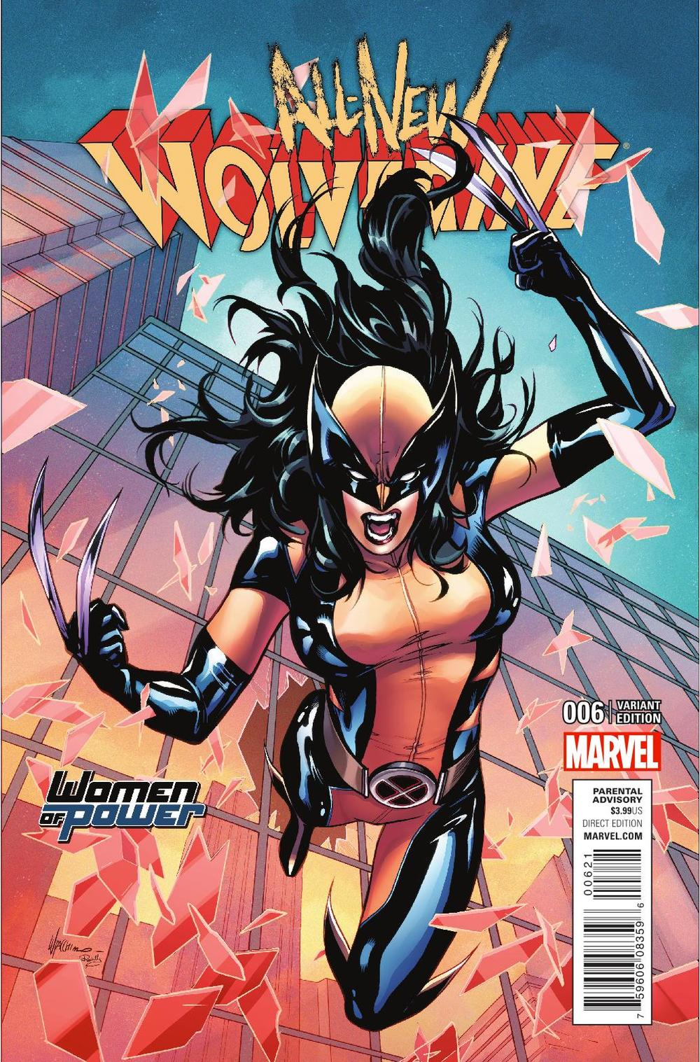 Marvel's All New Wolverine #6