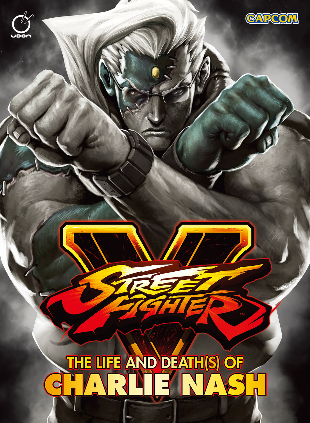 Udon's Street Fighter: The Life and Death(s) of Charlie Nash #1
