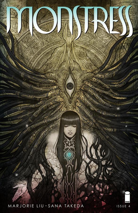 Image's Monstress #4