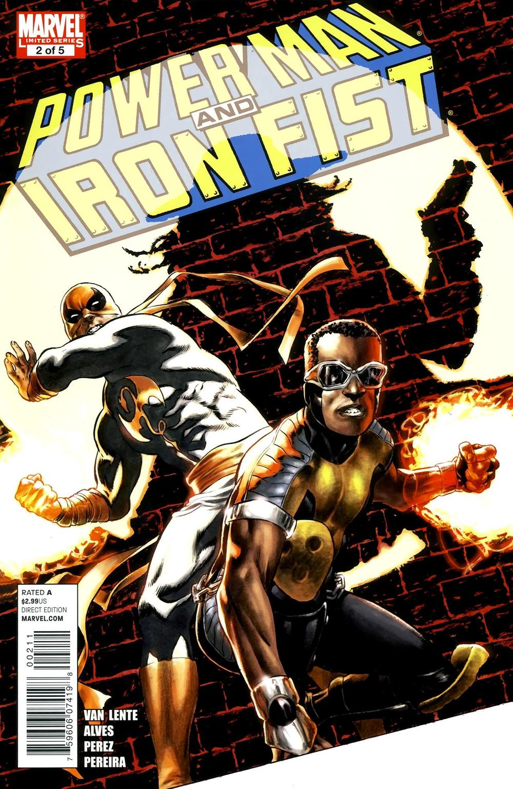 Marvel's Power Man and Iron Fist #2